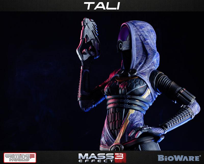 AmiAmi [Character & Hobby Shop] | Mass Effect 3 - Tali ...