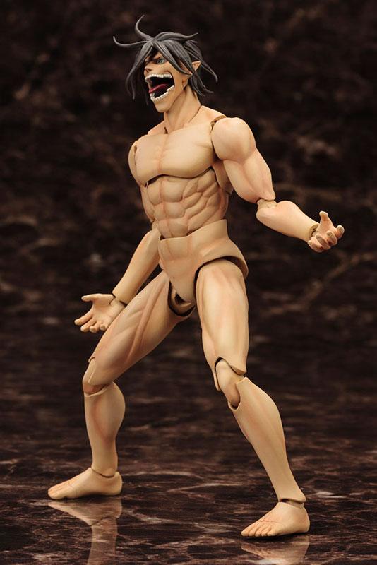 Kotobukiya / 進擊的巨人 / 艾連·葉卡 / 巨人Ver.