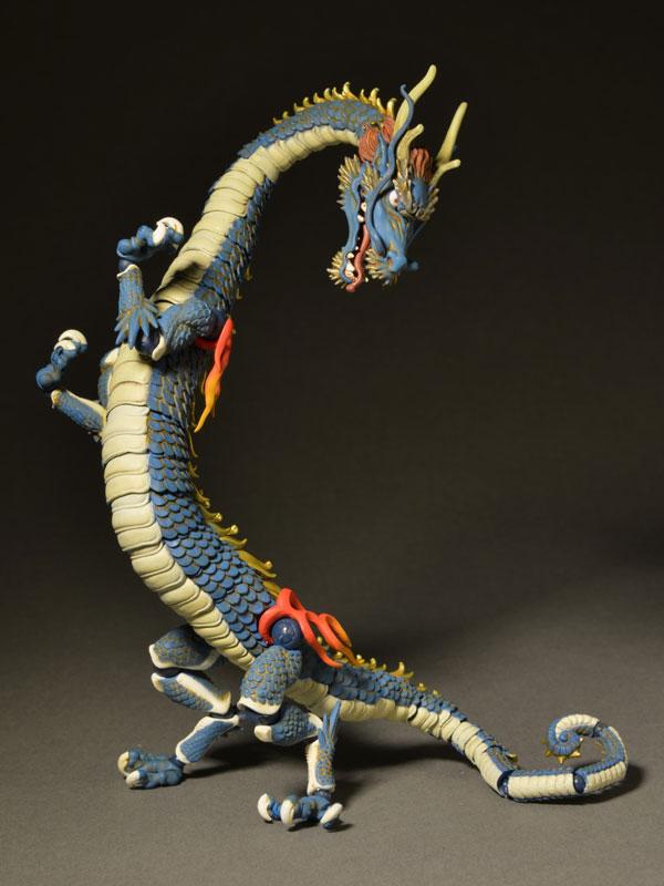 KAIYODO / 竹谷隆之 自在置物 KT-004 / 龍 著彩版