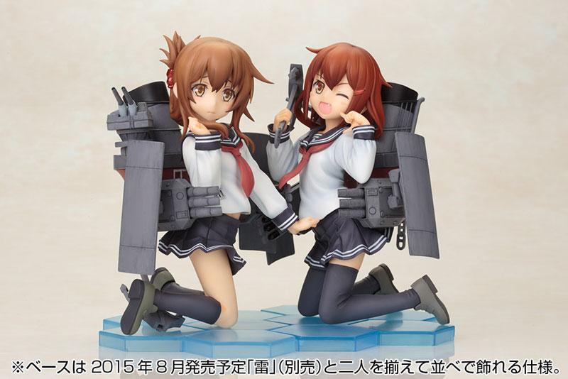 艦隊これくしょん -艦これ- 電 -アニメver.- 1/8 完成品フィギュア