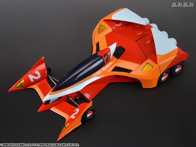 ヴァリアブルアクション 新世紀GPXサイバーフォーミュラ11 エクスペリオンZ/A-8(ドライバー:新条直輝)