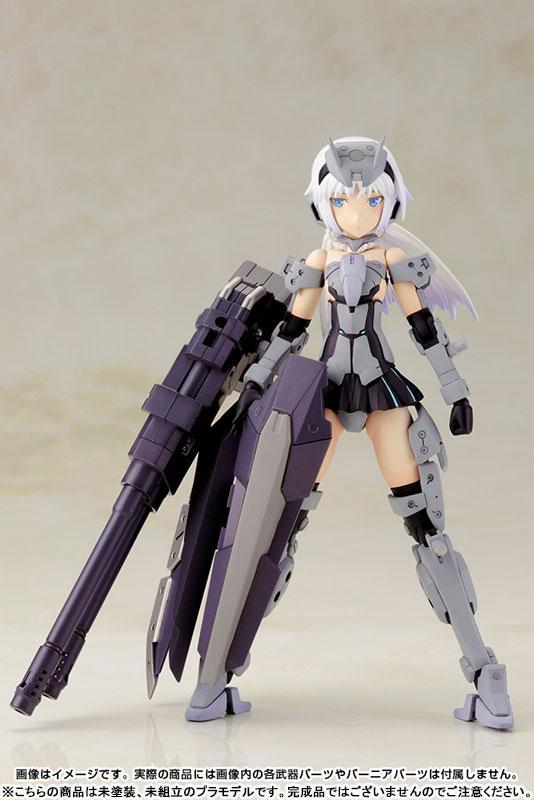 [好評再販] Kotobukiya / Frame Arms Girl / 骨裝機娘 / Architec / 安姬蒂特 / 組裝模型 / FG003