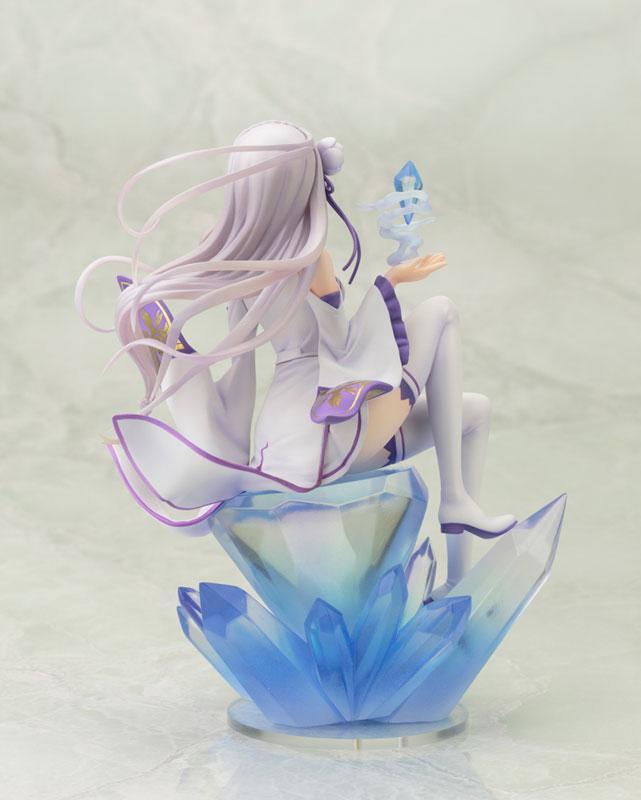 Re:ゼロから始める異世界生活 エミリア 1/8 完成品フィギュア