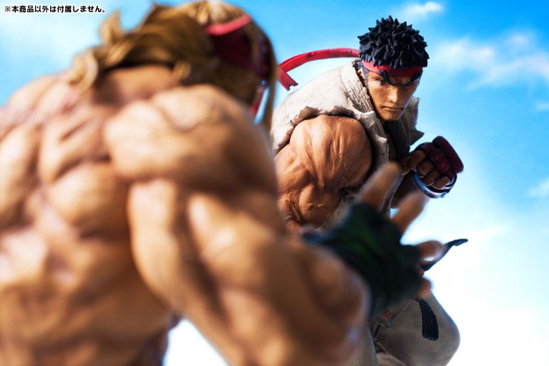 STREET FIGHTER III 3rd STRIKE Fighters Legendary リュウ 1/8 完成品フィギュア(マイルストン流通限定)