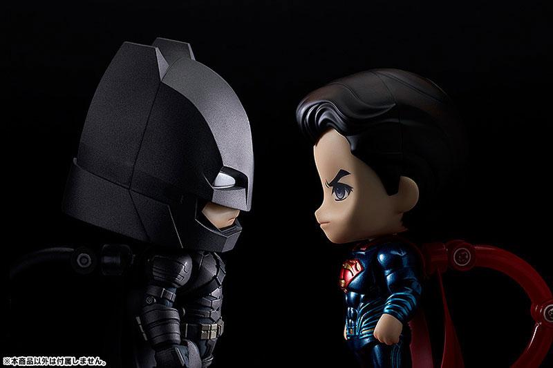 ねんどろいど バットマン vs スーパーマン ジャスティスの誕生 スーパーマン ジャスティス・エディション