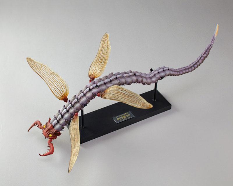 KAIYODO / 竹谷隆之 自在置物 KT-012 / 蛇螻蛄 全彩版 / 宮崎駿 風之谷