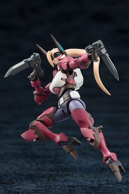 [好評再販] Kotobukiya / 壽屋 / 1/24 / Hexa Gear / 輕裝甲型統治者 / Rose / 蘿絲 / 組裝模型 / HG013