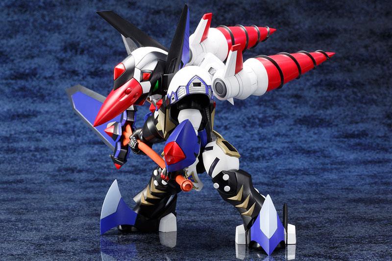 S.R.D-S スーパーロボット大戦OG ORIGINAL GENERATIONS スレードゲルミル プラモデル
