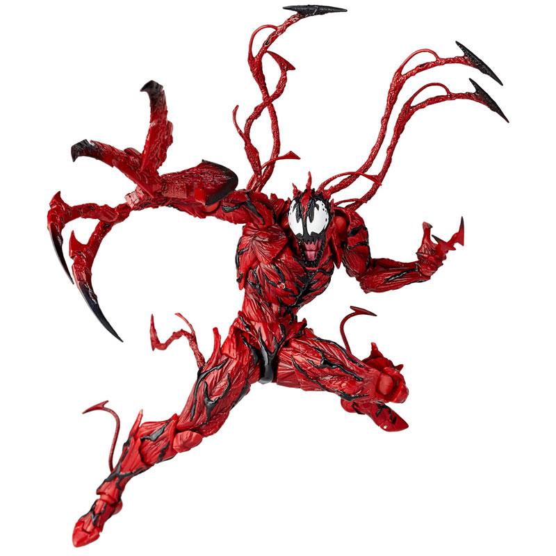 KAIYODO / AMAZING YAMAGUCHI 山口可動 / 漫威MARVEL / 血蜘蛛 Carnage