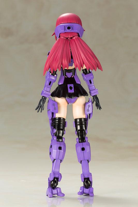 Kotobukiya / FRAME ARMS GIRL / 骨裝機娘 / FAG / 安姬蒂特 / 槍鐵灰 Ver. / 組裝模型