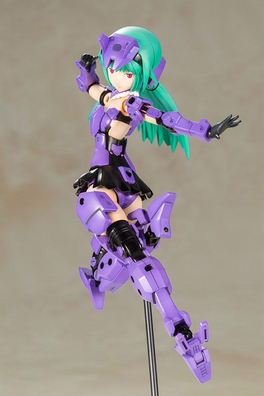 [限定特典] Kotobukiya / FRAME ARMS GIRL / 骨裝機娘 / FAG / 安姬蒂特 / 槍鐵灰 Ver. / 特典版 / 組裝模型
