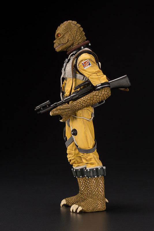 Kotobukiya / 1/10 / ARTFX+ / 星際大戰STAR WAR / 星際大戰五部曲 帝國大反擊  / 博斯克 / PVC