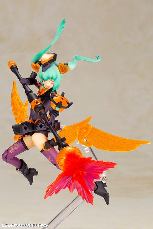 メガミデバイス Chaos & Pretty マジカルガール DARKNESS プラモデル