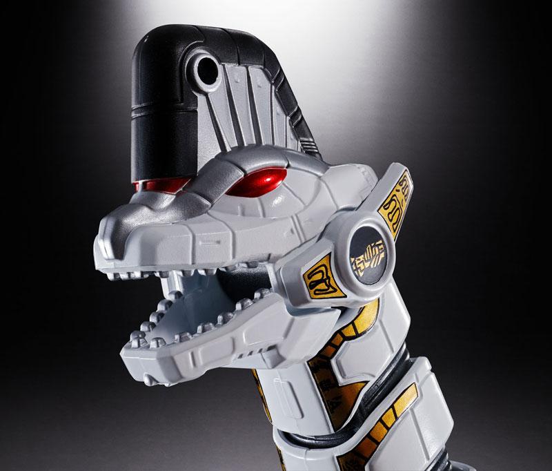 超合金魂 GX-85 キングブラキオン