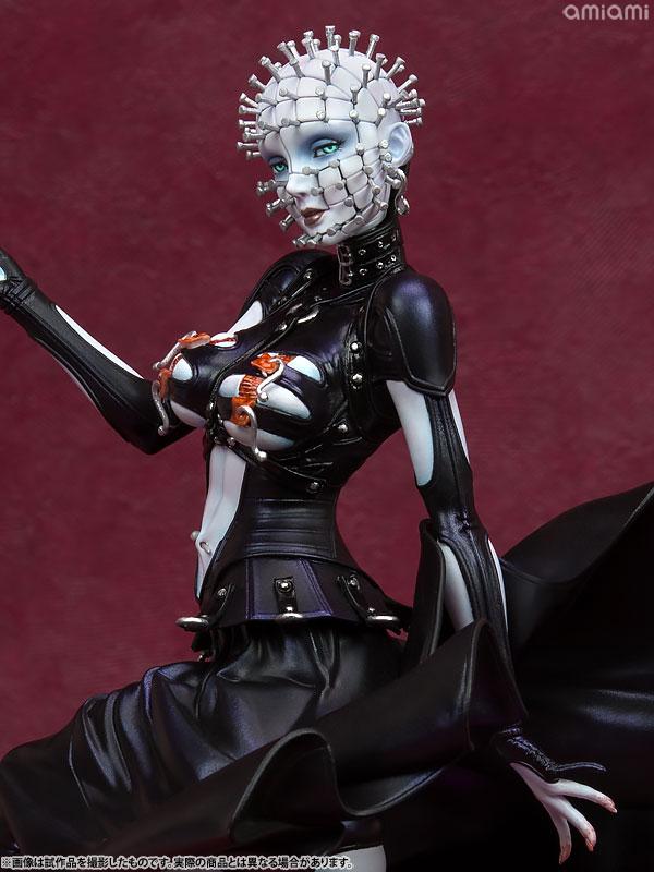 HORROR美少女 HELLRAISER III: Hell on Earth ピンヘッド 1/7 完成品フィギュア