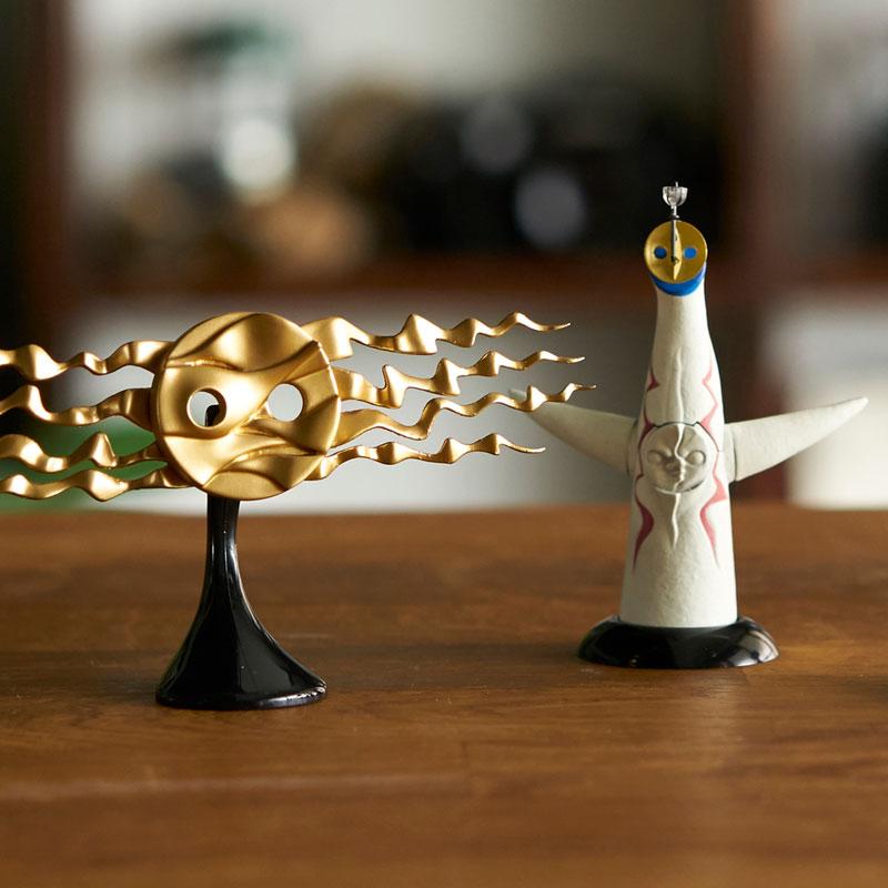 KAIYODO / 海洋堂 / 太陽之塔+4種表情組 / 全5種販售