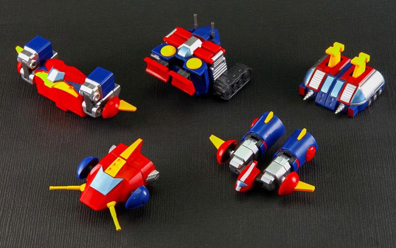 MINI DEFORMED シリーズ 超電磁ロボ コン・バトラーV 完成品