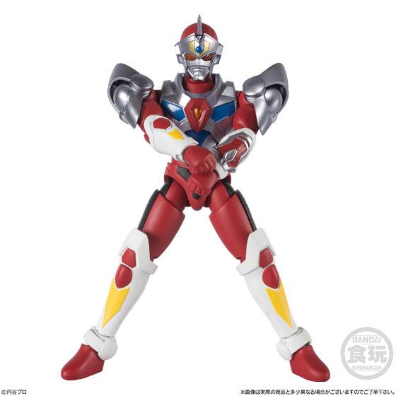 スーパーミニプラ 電光超人グリッドマン 4個入りBOX (食玩)
