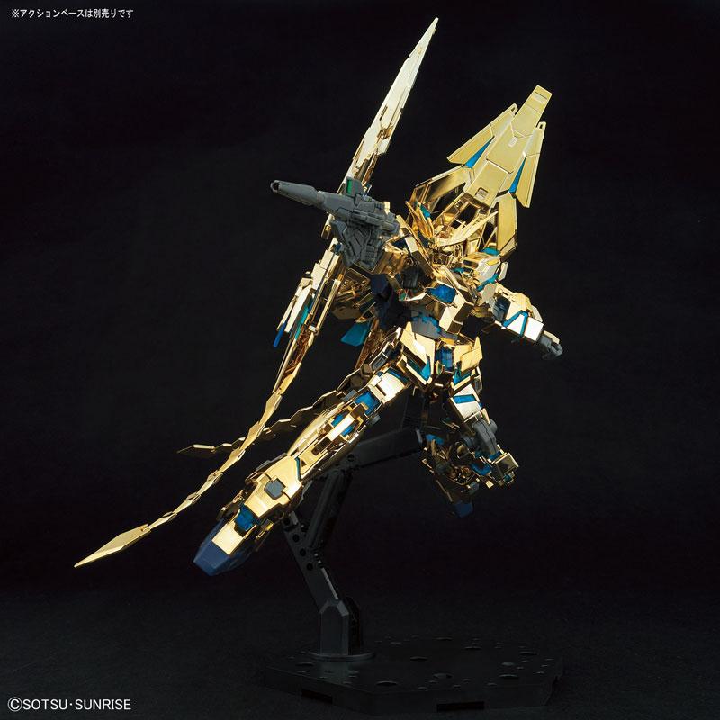 HGUC 1/144 ユニコーンガンダム3号機 フェネクス(デストロイモード)(ナラティブVer.)[ゴールドコーティング] プラモデル