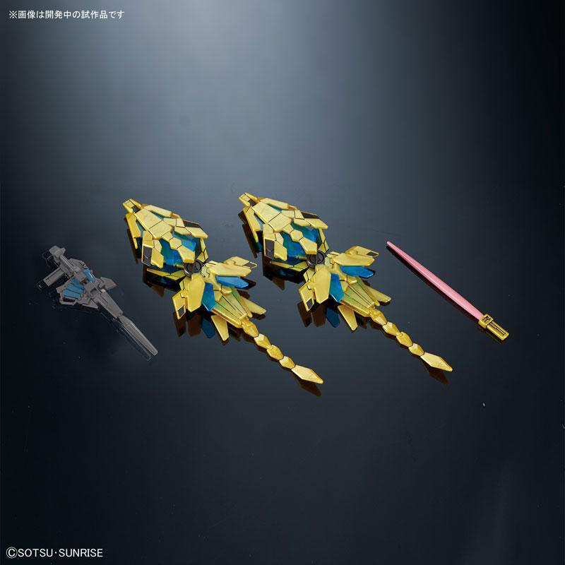 SDガンダム クロスシルエット フェネクス(デストロイモード)(ナラティブVer.) プラモデル 機動戦士ガンダムNT