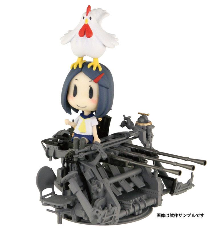 妖精さんと25mm三連装機銃