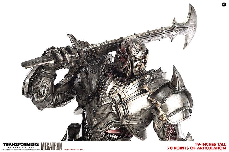 Transformers: The Last Knight MEGATRON (トランスフォーマー/最後の騎士王 メガトロン) 可動フィギュア