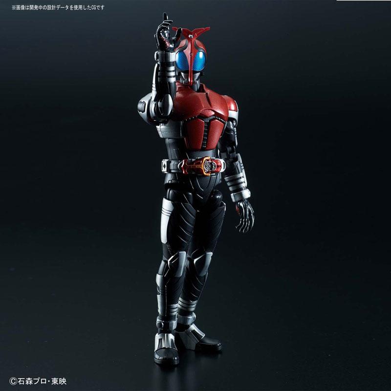 Figure-rise Standard 仮面ライダーカブト プラモデル 『仮面ライダーカブト』