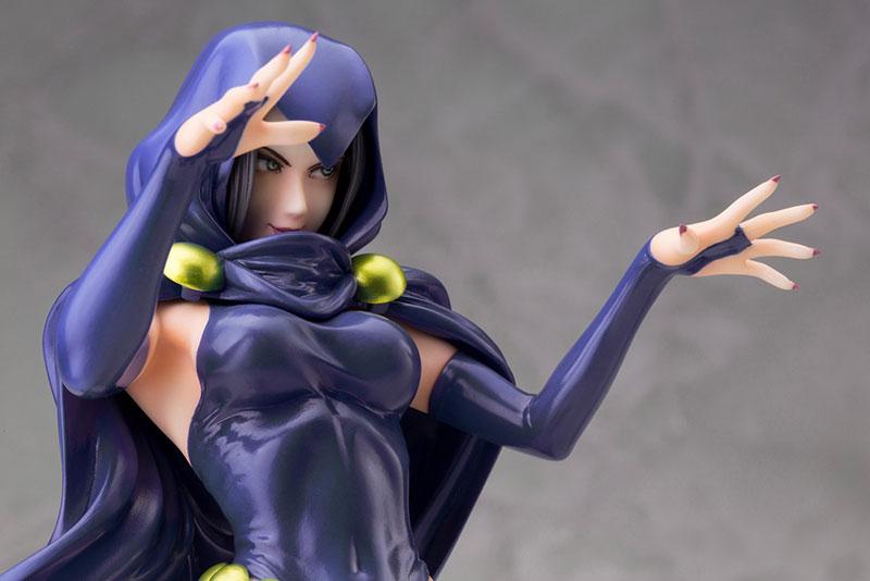 Kotobukiya / 1/7 / DC Universe 宇宙 / 漫畫美少女 Raven 烏鴉