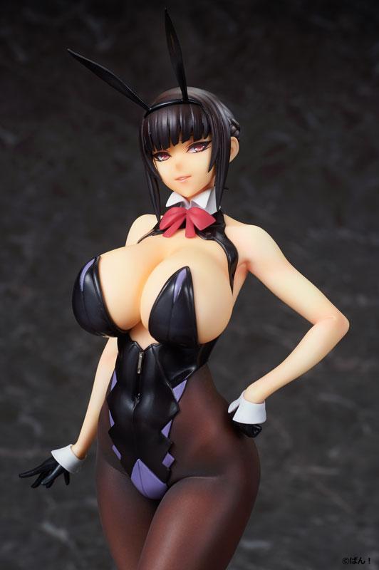 BUNNY GIRL 十六夜エリカ ばん!オリジナルキャラクター 1/5 完成品フィギュア