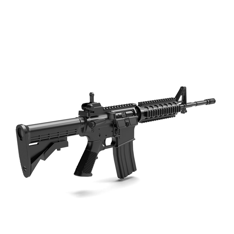 リトルアーモリー[LA050]M4A1タイプ2.0 プラモデル