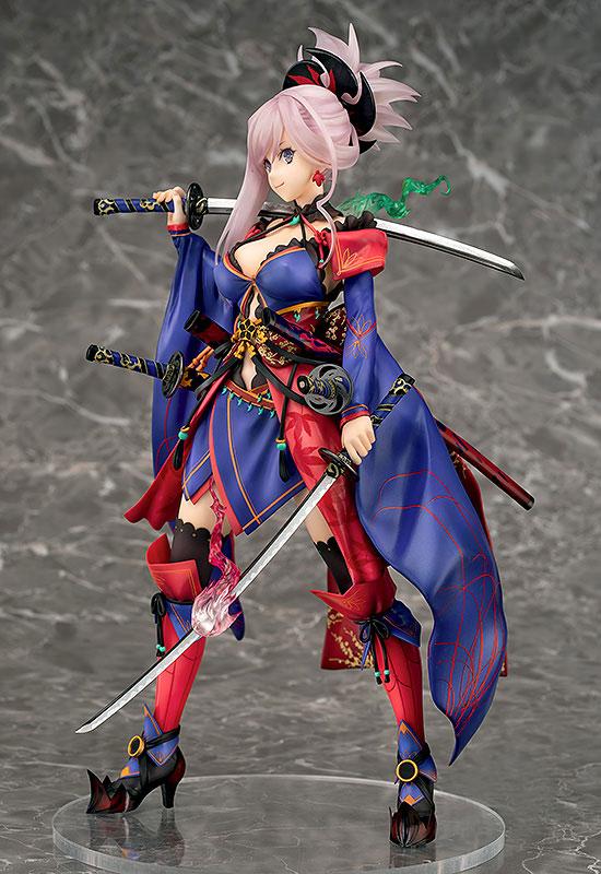 Fate/Grand Order セイバー/宮本武蔵 1/7 完成品フィギュア[ファット・カンパニー]