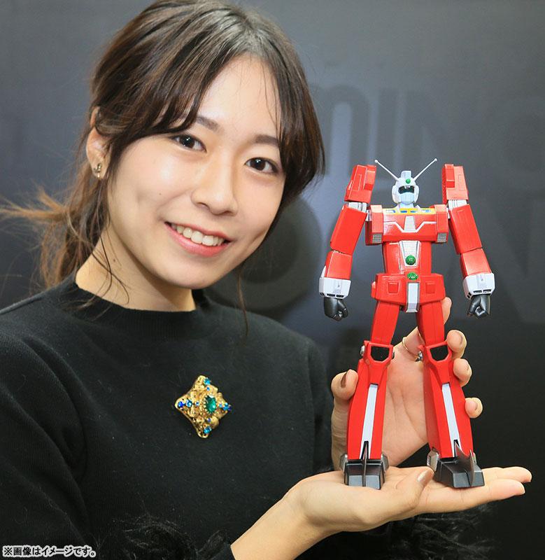 KAIYODO 海洋堂 / Sofubi Toy Box Characters / 傳說巨神 伊甸王 IDEON 軟膠 43cm