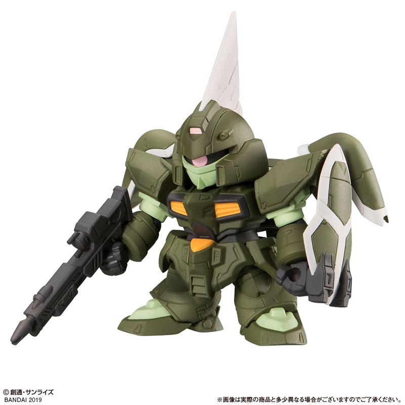 機動戦士ガンダム ガシャポン戦士フォルテ08 12個入りBOX