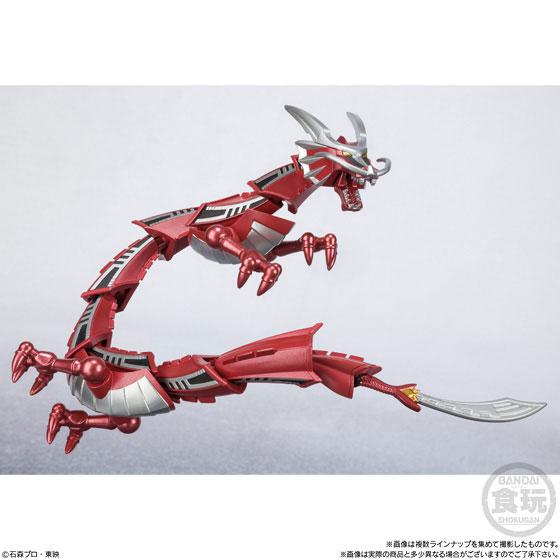 SHODO-X 仮面ライダー4 10個入りBOX (食玩・仮称)