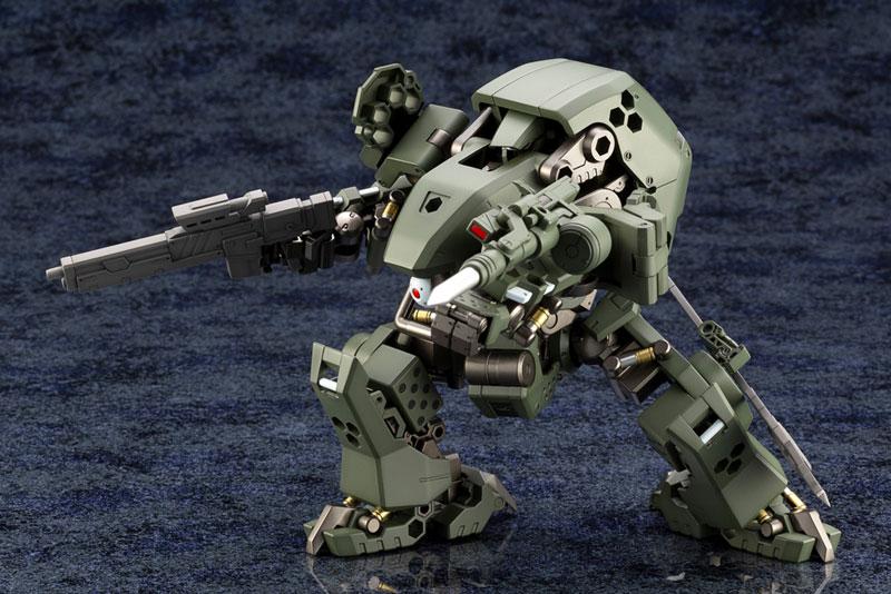 kotobukiya / 1/24 / Hexa Gear / 六角機牙 / 巨臂載具 / 密林戰仕樣 / 組裝模型