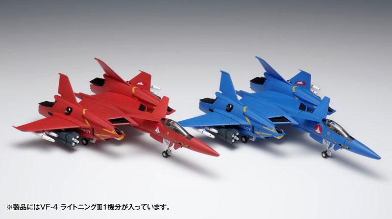 超時空要塞マクロス Flash Back 2012 VF-4 ライトニングIII[DX版] プラモデル