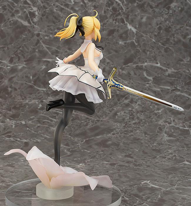 Fate/Grand Order セイバー/アルトリア・ペンドラゴン〔リリィ〕 1/7 完成品フィギュア[アクアマリン]