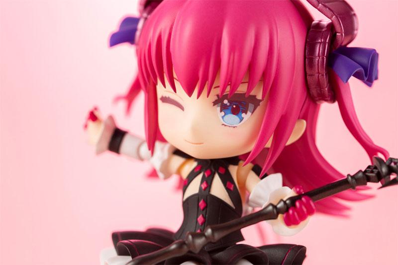 キューポッシュ Fate/Grand Order ランサー/エリザベート・バートリー 可動フィギュア