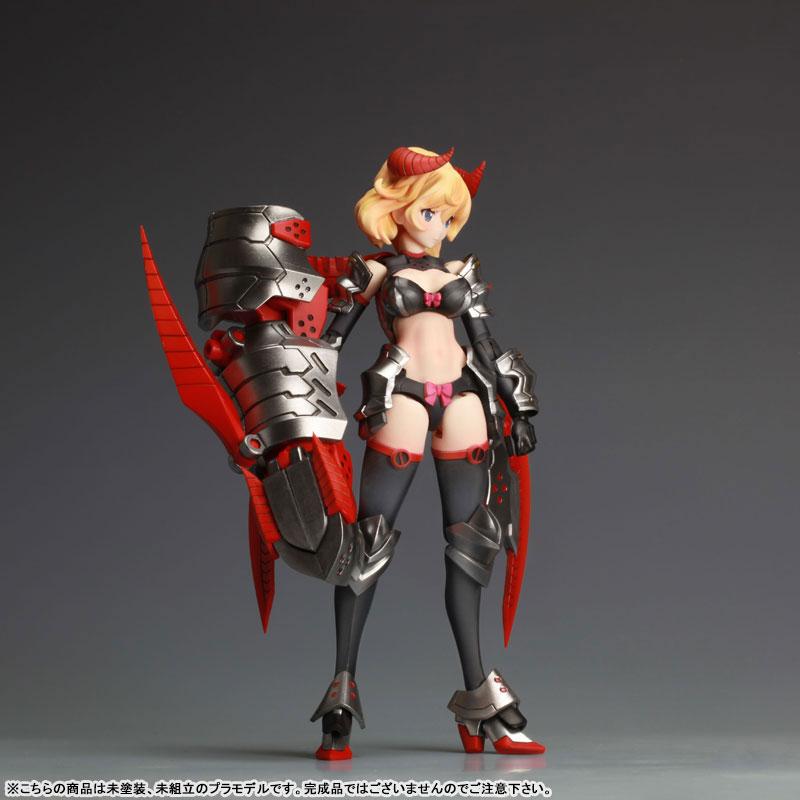 【特典】DarkAdvent Vol.1 Dragondress ソフィア プラキット