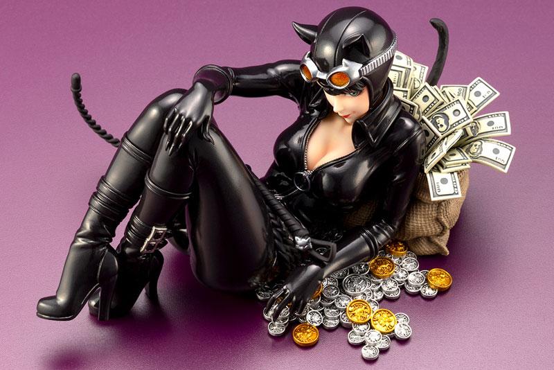kotobukiya / 壽屋 / 1/7 / DC Comics / 美少女系列 / 貓女Catwoman PVC