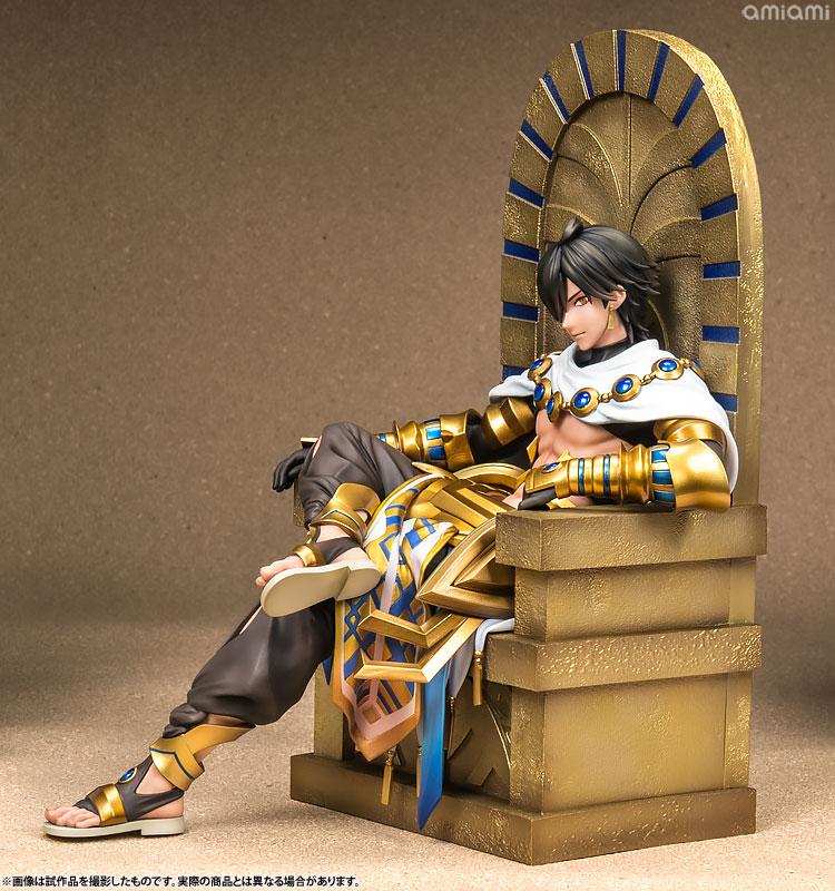 【限定販売】Fate/Grand Order ライダー/オジマンディアス 1/8 完成品フィギュア[メガハウス]