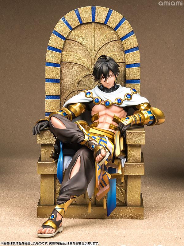 【限定販売】Fate/Grand Order ライダー/オジマンディアス 1/8 完成品フィギュア