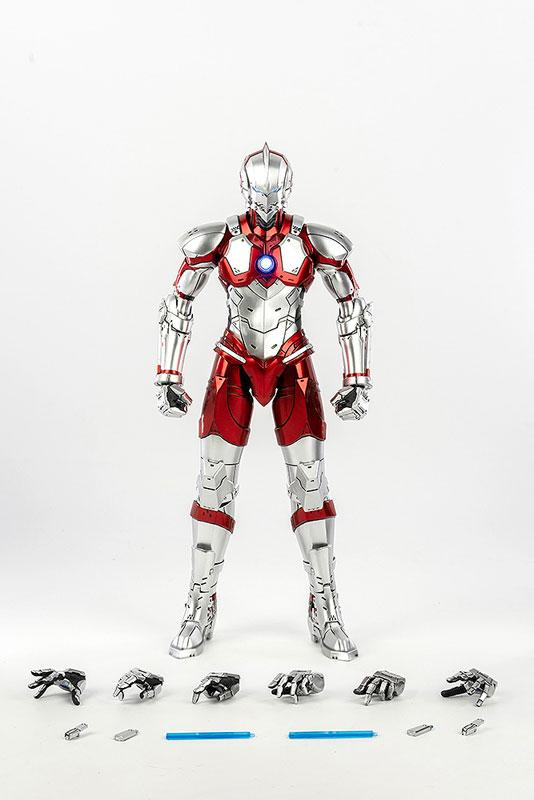 1/6 ULTRAMAN SUIT (Anime Version) 可動フィギュア