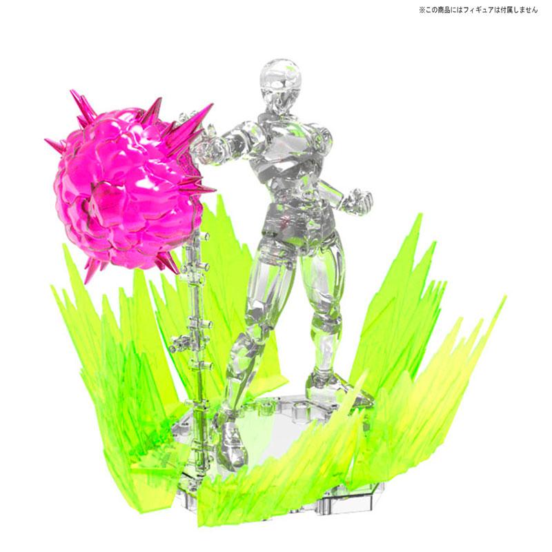 Figure-rise Effect バーストエフェクト(スペースピンク) プラモデル