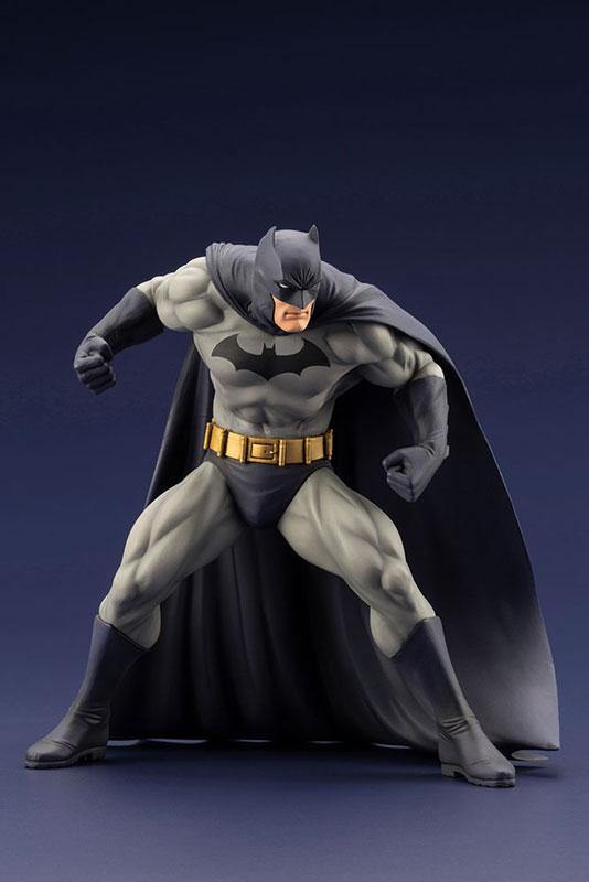 ARTFX+ DC UNIVERSE バットマン HUSH 1/10 完成品フィギュア[コトブキヤ]