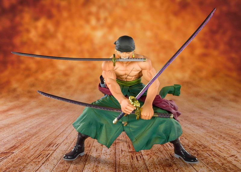 フィギュアーツZERO 海賊狩りのゾロ 『ワンピース』
