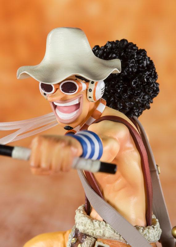 フィギュアーツZERO 狙撃の王様そげキング ウソップ 『ワンピース』