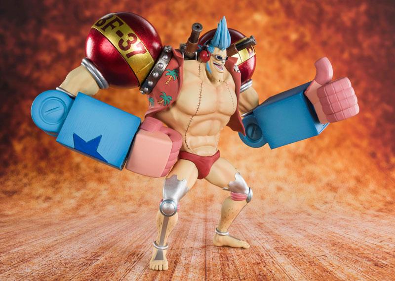 フィギュアーツZERO 鉄人フランキー 『ワンピース』