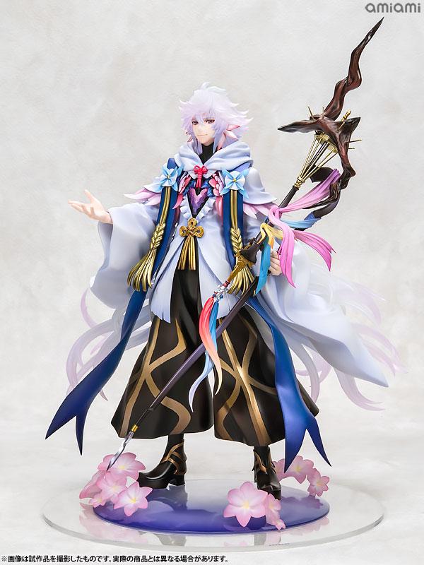 【限定販売】Fate/Grand Order キャスター/マーリン 1/8 完成品フィギュア[amie×ALTAiR]