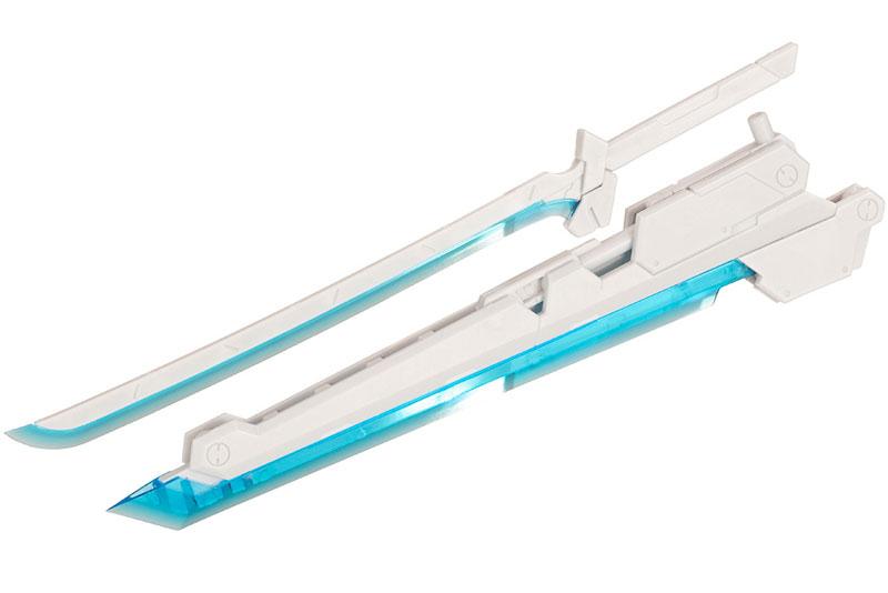 M.S.G モデリングサポートグッズ ウェポンユニット06EX サムライマスターソード Special Edition CRYSTAL BLUE プラモデル